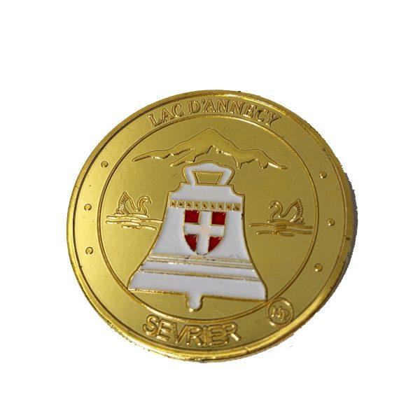 Médaille Dorée Recto