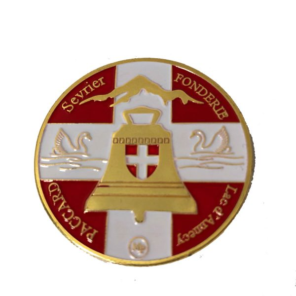 Médaille Savoie Recto