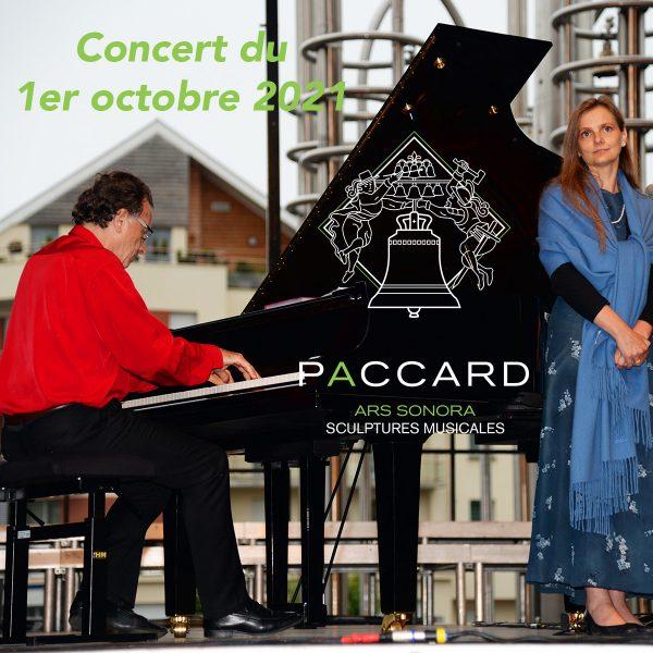 Concert Ars Sonora 1er octobre
